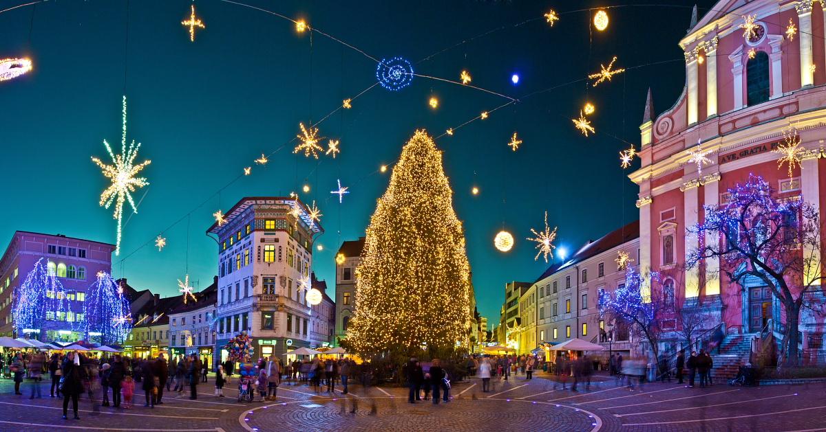Kerstvakantie in Slovenië