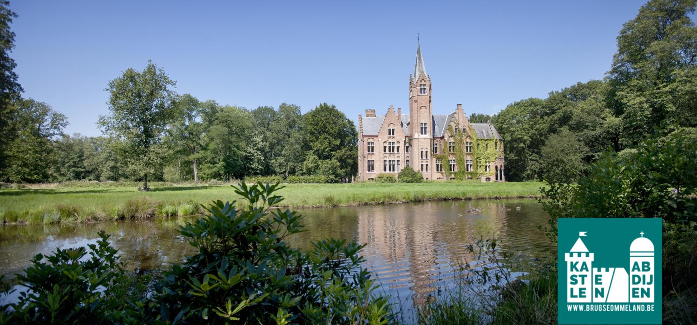 5x kastelen en abdijen in het Brugse Ommeland