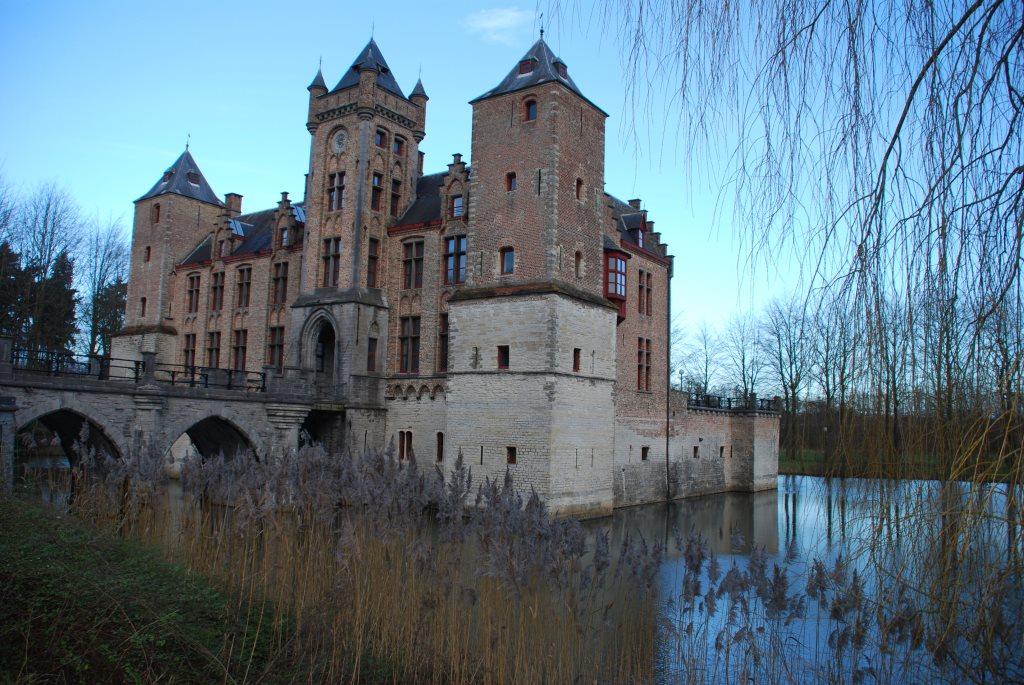 Op ontdekking langs de Brugse kastelen