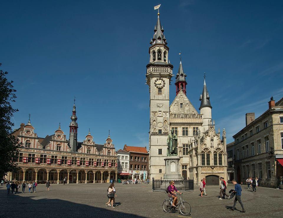 5x Vlaanderen Wandelt in Aalst