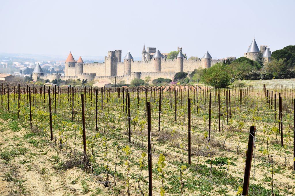 Carcassonne, indrukwekkende citadelstad