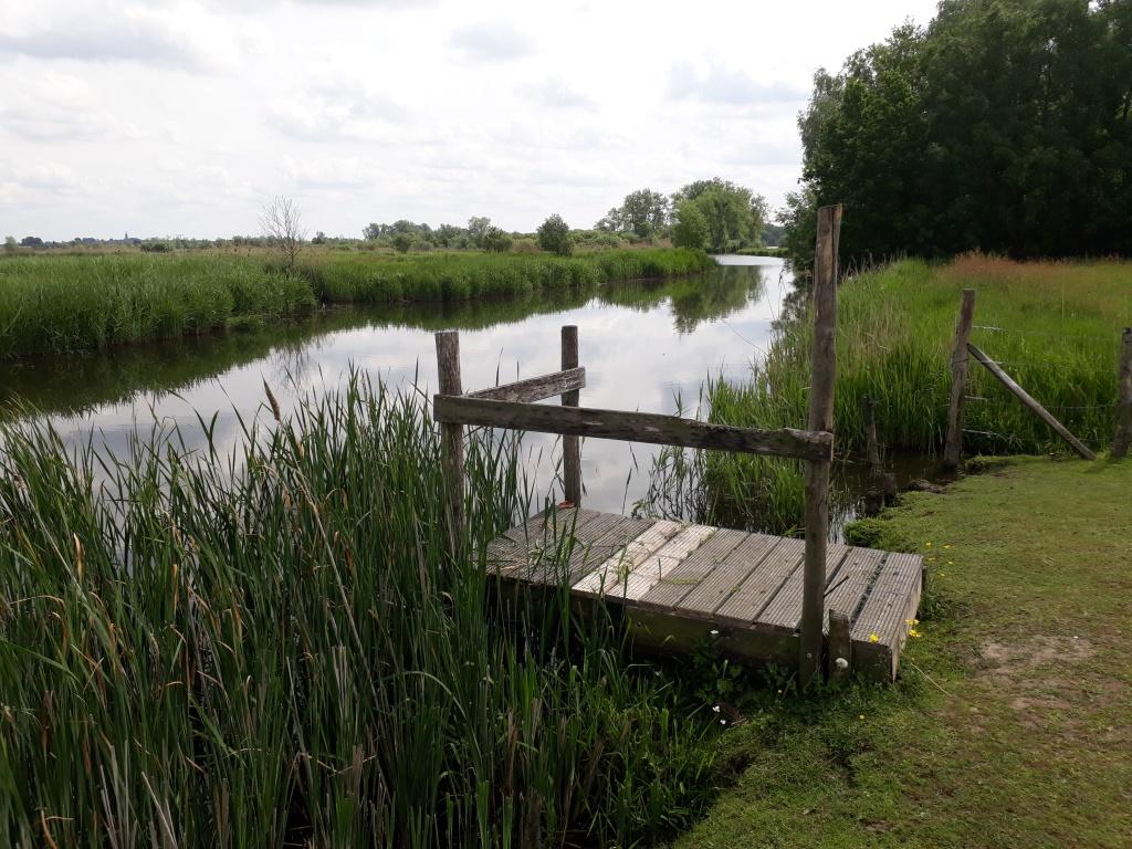 Blankaart pad: een verhaal van water, blanke aarde en vogels.