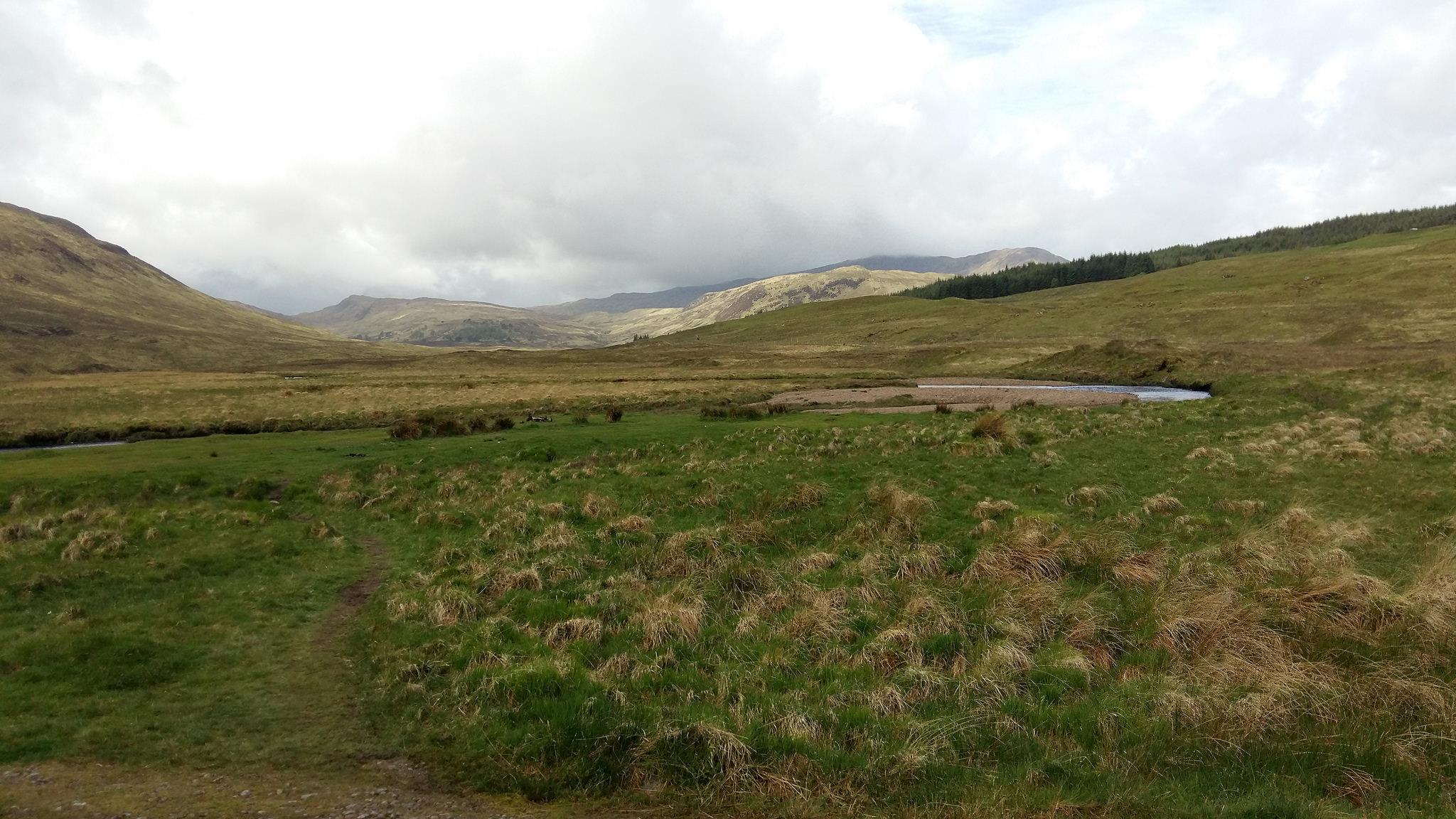 De West-Highland-Way hike