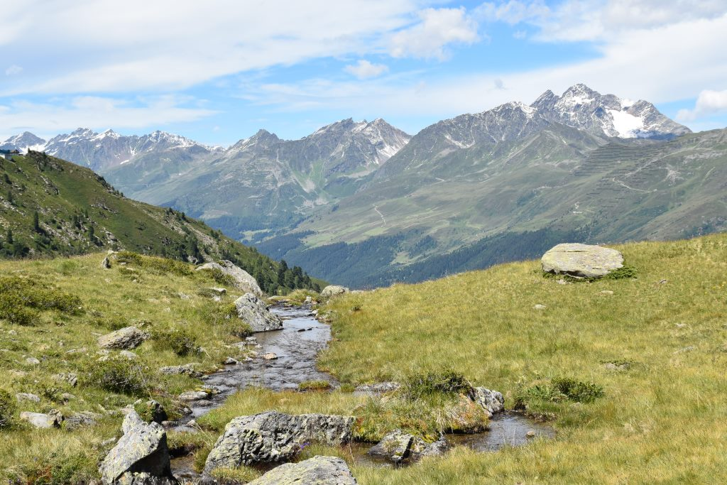 Het Paznaun: vier pittoreske bergdorpen