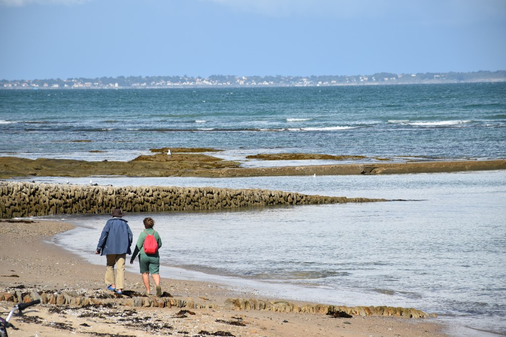Het paradijselijk Île de Noirmoutier