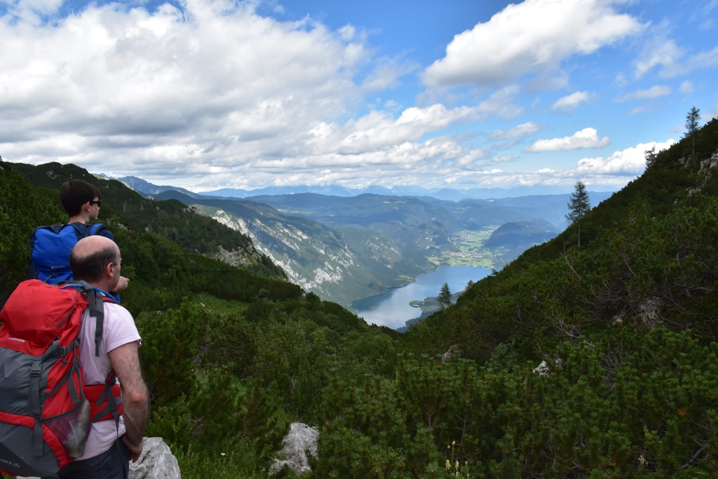 Hiking langs de Julische Alpen … I feel sLOVEnia