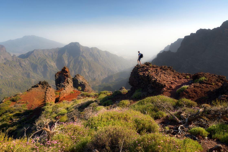 La Palma: een wandelparadijs met 4 seizoenen op 1 dag