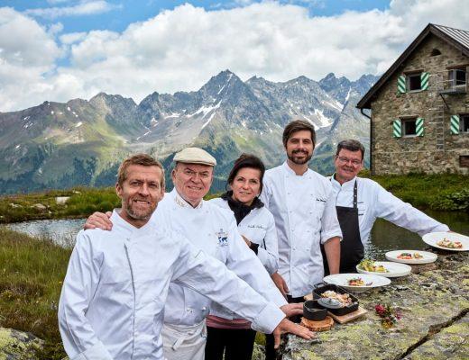 Kulinarische Jacobsweg: gastronomische wandelroute op het hoogste niveau