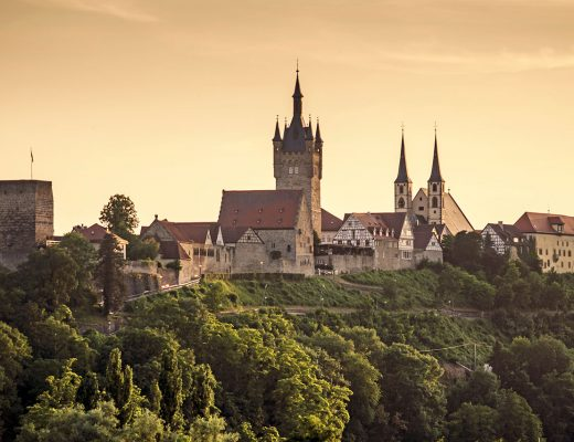 Neckarsteig, mooiste wandelroute van Duitsland