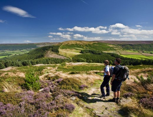 Cleveland Way: 175 km door het North York Moors National Park