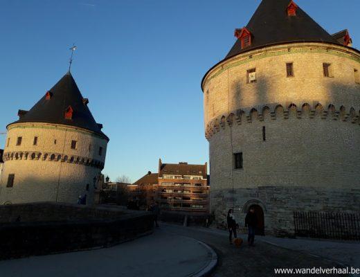 Nieuwe erfgoedwandelroutes in Kortrijk