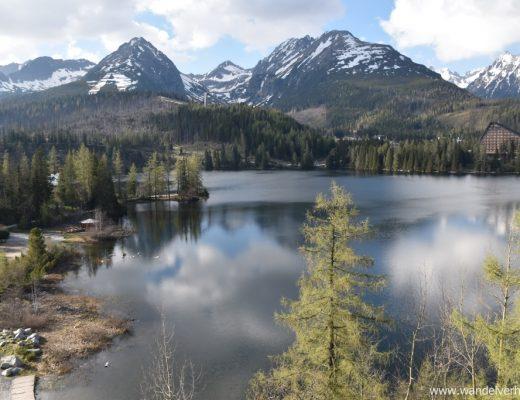Hiken in het Slowaakse Tatra gebergte