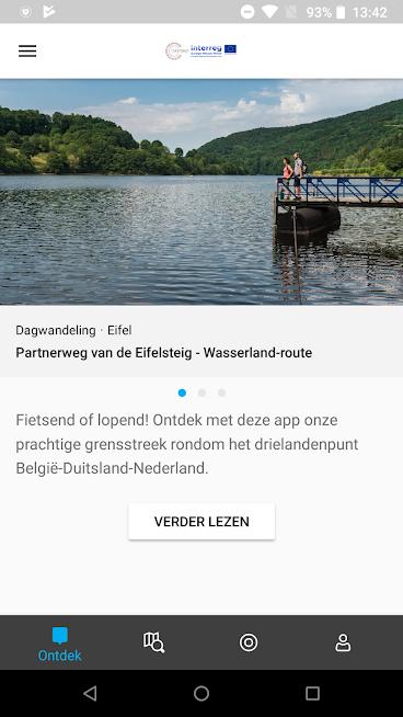 euregio grenstochten app