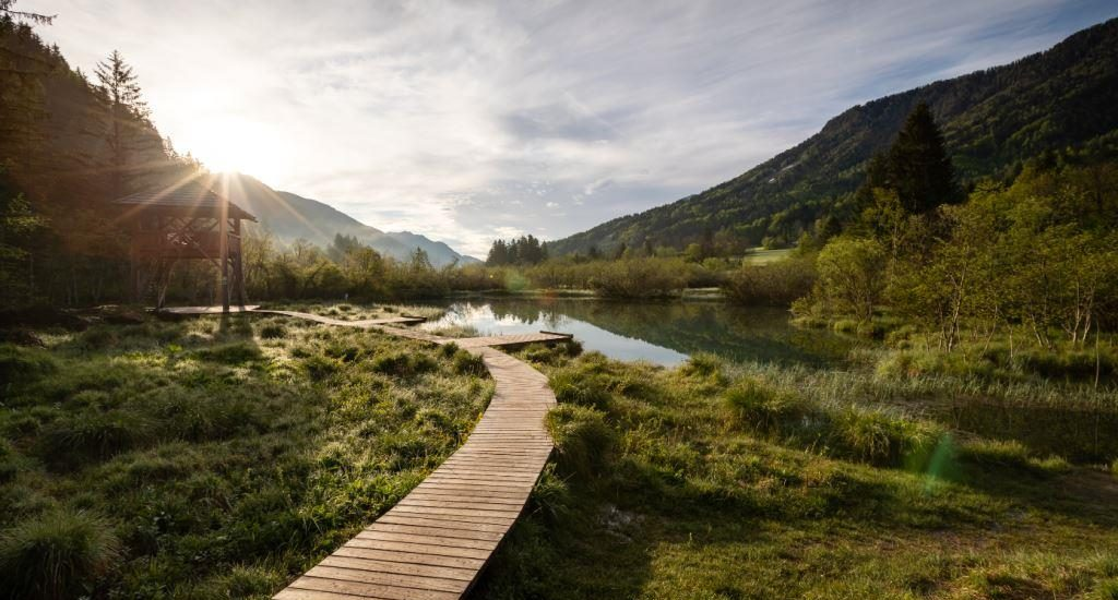 Juliana Trail Slovenië